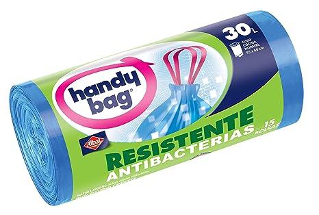Handy Bag Bolsas de Basura, 30 l, con Autocierre - 15 ...