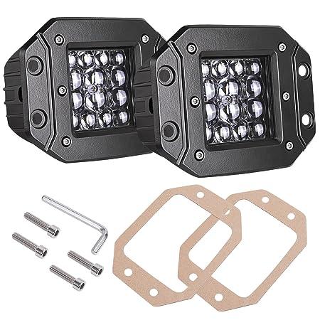 Review Quad Row LED Pods,