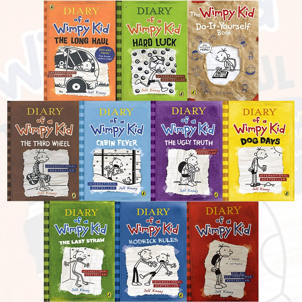 Wimpy Kid Dog Days Ebook
