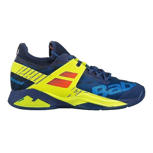 Babolat - Zapatillas de Tenis de Sintético para Hombre Blue ...