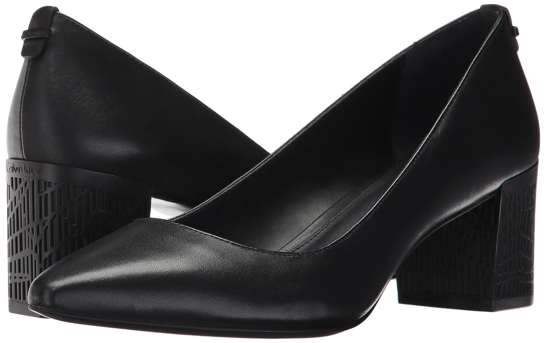 Calvin Klein Women's Natalynn Pump B071R6GCDV 9.5 B(M) US|Black