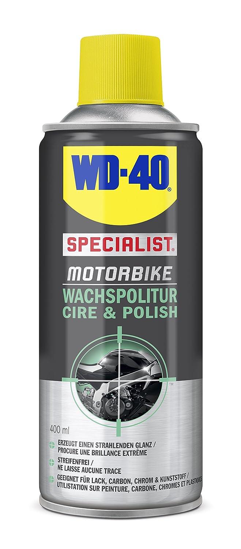 Wd 40 56809 Specialist Motorbike Wachspolitur 400ml Gewerbe Industrie Wissenschaft