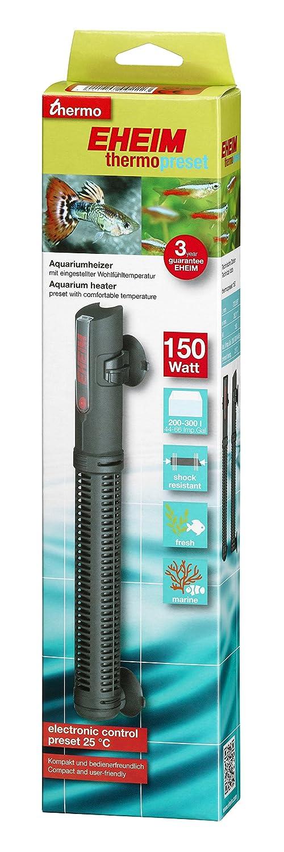 Eheim Calentador para acuario Thermopreset: Amazon.es: Productos para mascotas