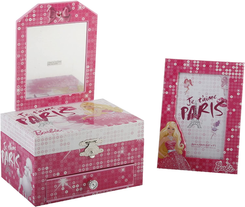 Barbie LB127 - Joyero Musical: Amazon.es: Joyería