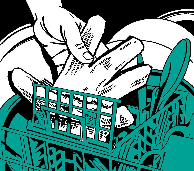 Intruder Mesh Cutting Glove, Small: Amazon.ca: Home & Kitchen