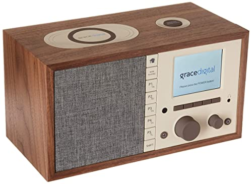 Grace GDI-WHA6005 Digital Mondo+ Classic Wireless Internet Radio