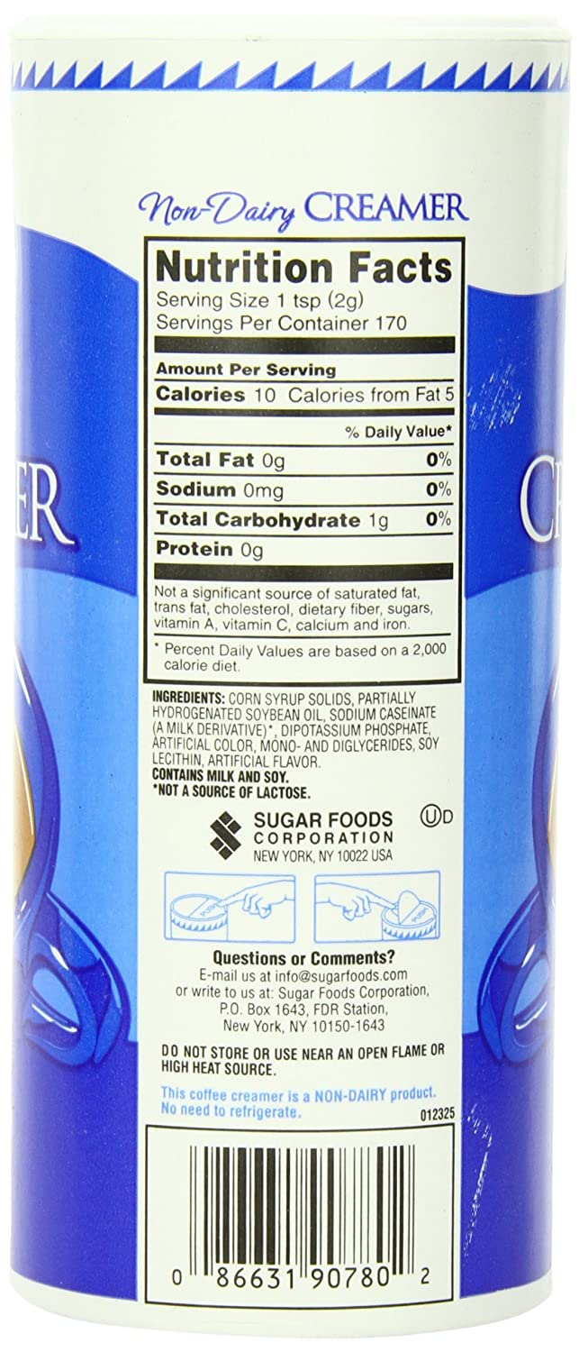 NJoy Dairy Creamer Canister Count Image 2