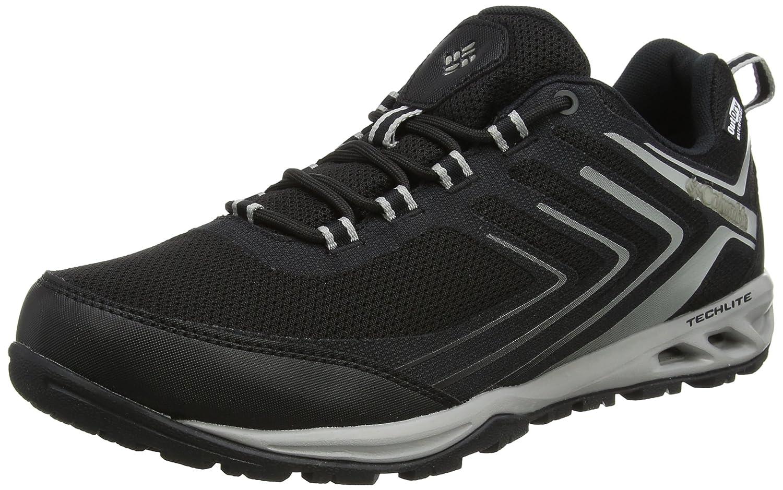 Columbia Ventrailia Razor 2 Outdry, Zapatos de Low Rise Senderismo para Hombre 40.5 EU|Negro (Black / Lux 010) Negro (Black / Lux 010)