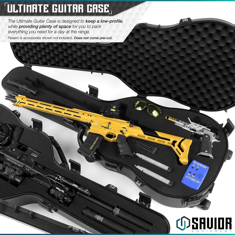 Guitar Choose Your Weapon Personalised Messenger Shoulder Bag