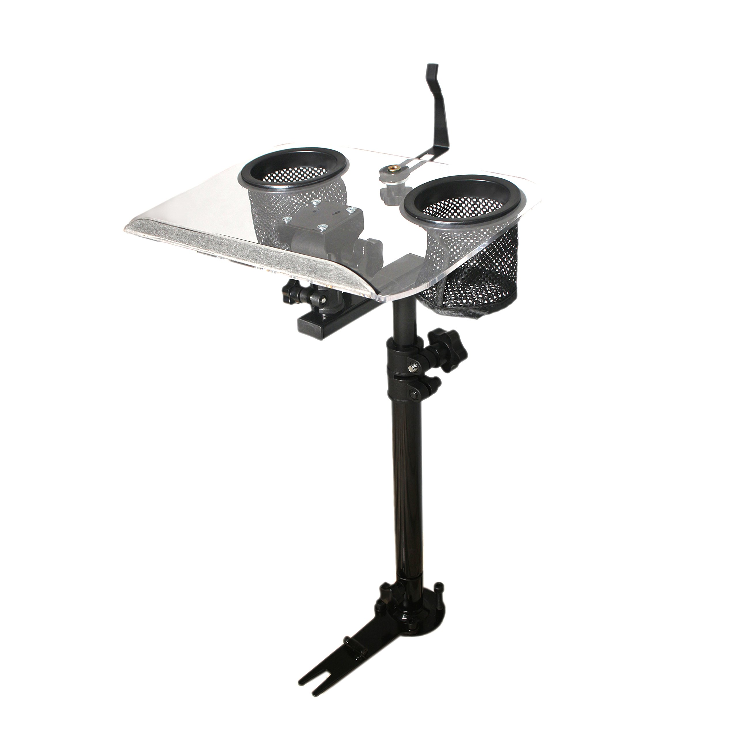 AA-Products K005-A1 Auto Laptop Mount Truck Vehicle Netbook Stand Holder with Non-Drilling Bracket
