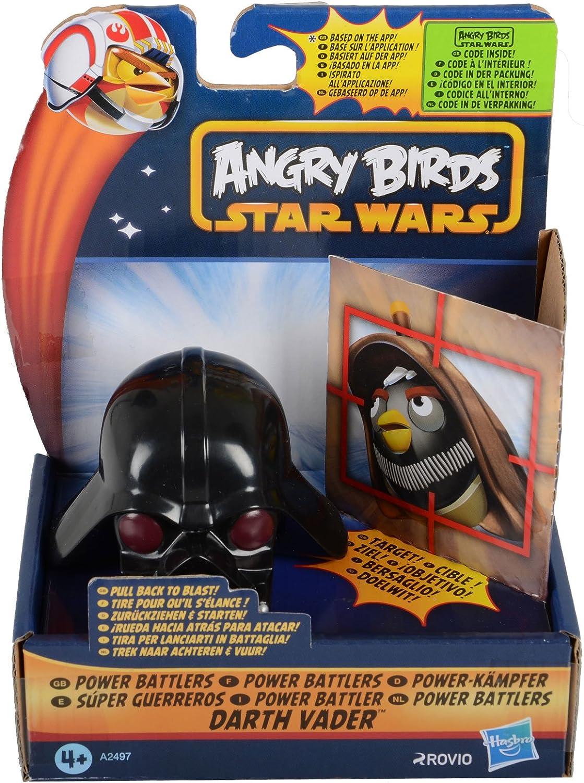 Hasbro Angry Birds Star Wars Power Battlers Darth Vader