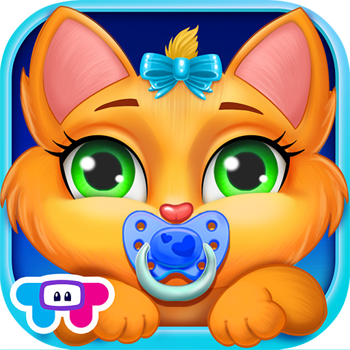My Newborn Kitty - Fluffy Care -