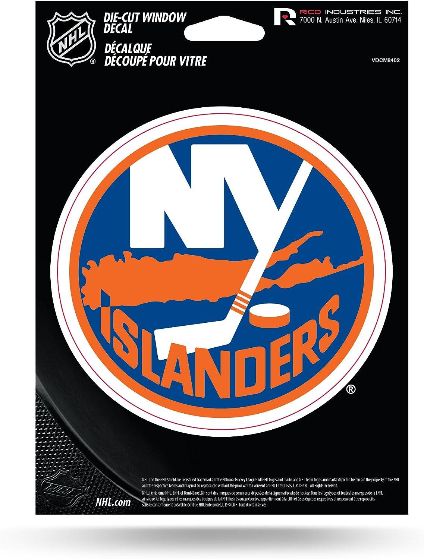 NHL New York Islanders Die Cut Vinyl Decal