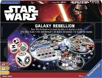 Star Wars Star Wars-26665 Juego de Mesa, 8 a&ntildeos (Ravensburger 26665 4): Amazon.es: Juguetes y juegos