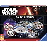 Star Wars Star Wars-26665 Juego de Mesa + 8 a&ntildeos (Ravensburger 26665 4