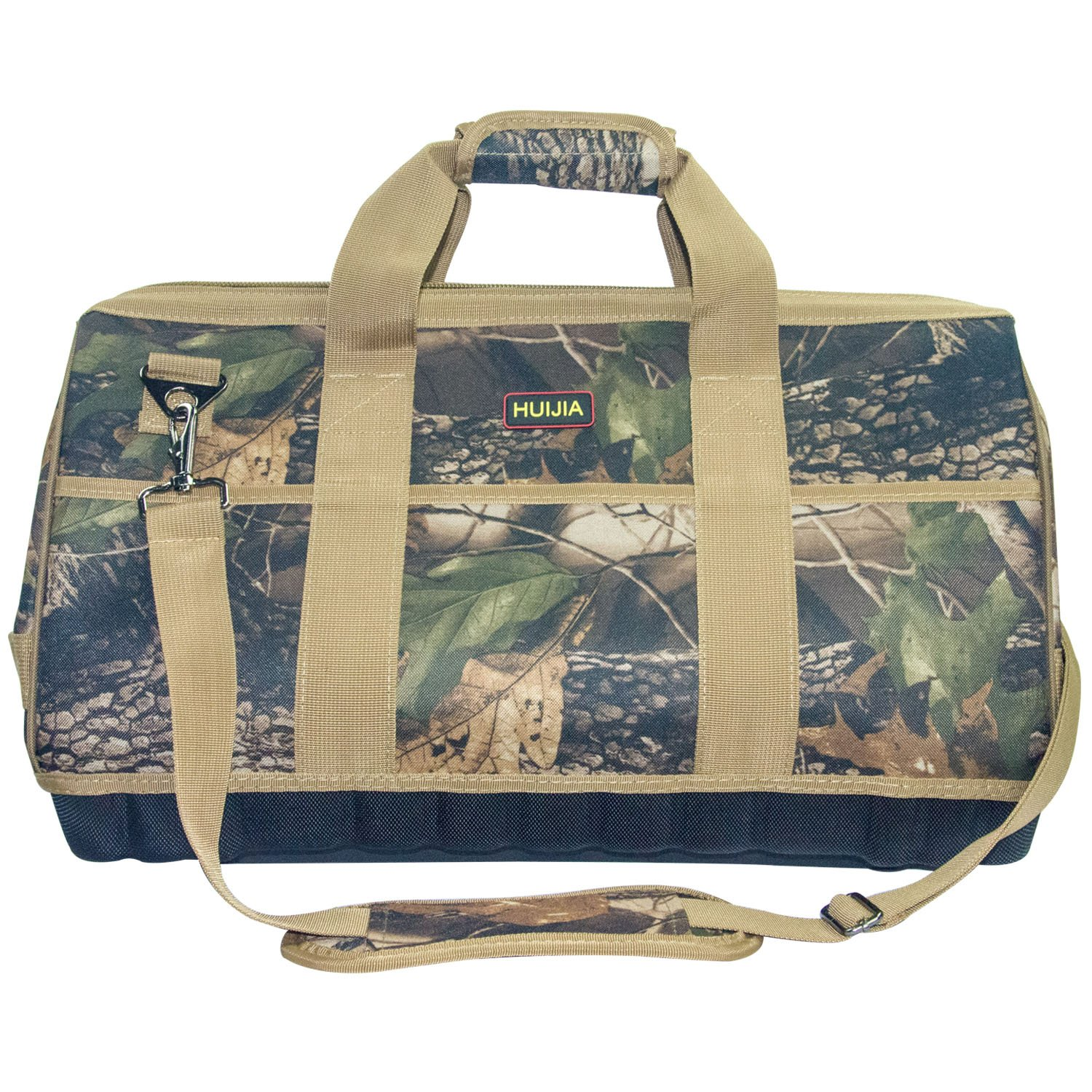 Tough As Nails Tool Bag,eavy-Duty 600D Canvas, Rubber Feet(S:11''X10.6''X7.1'')