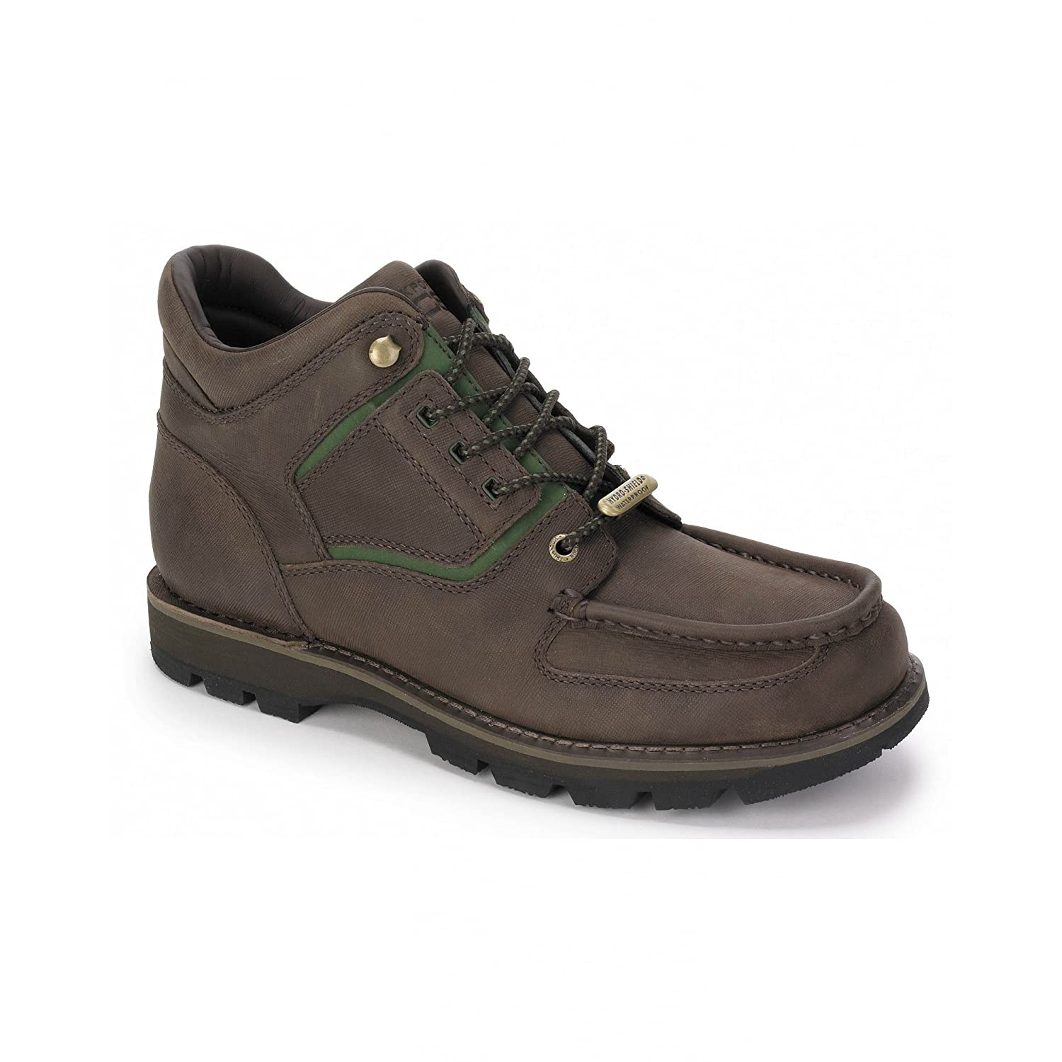 4bef3337bc9b91 Rockport Mens Treeline Trek Umbwe Trail Lace-Up Boots (7 UK) (BLACK)  Buy  Online at Low Prices in India - Amazon.in
