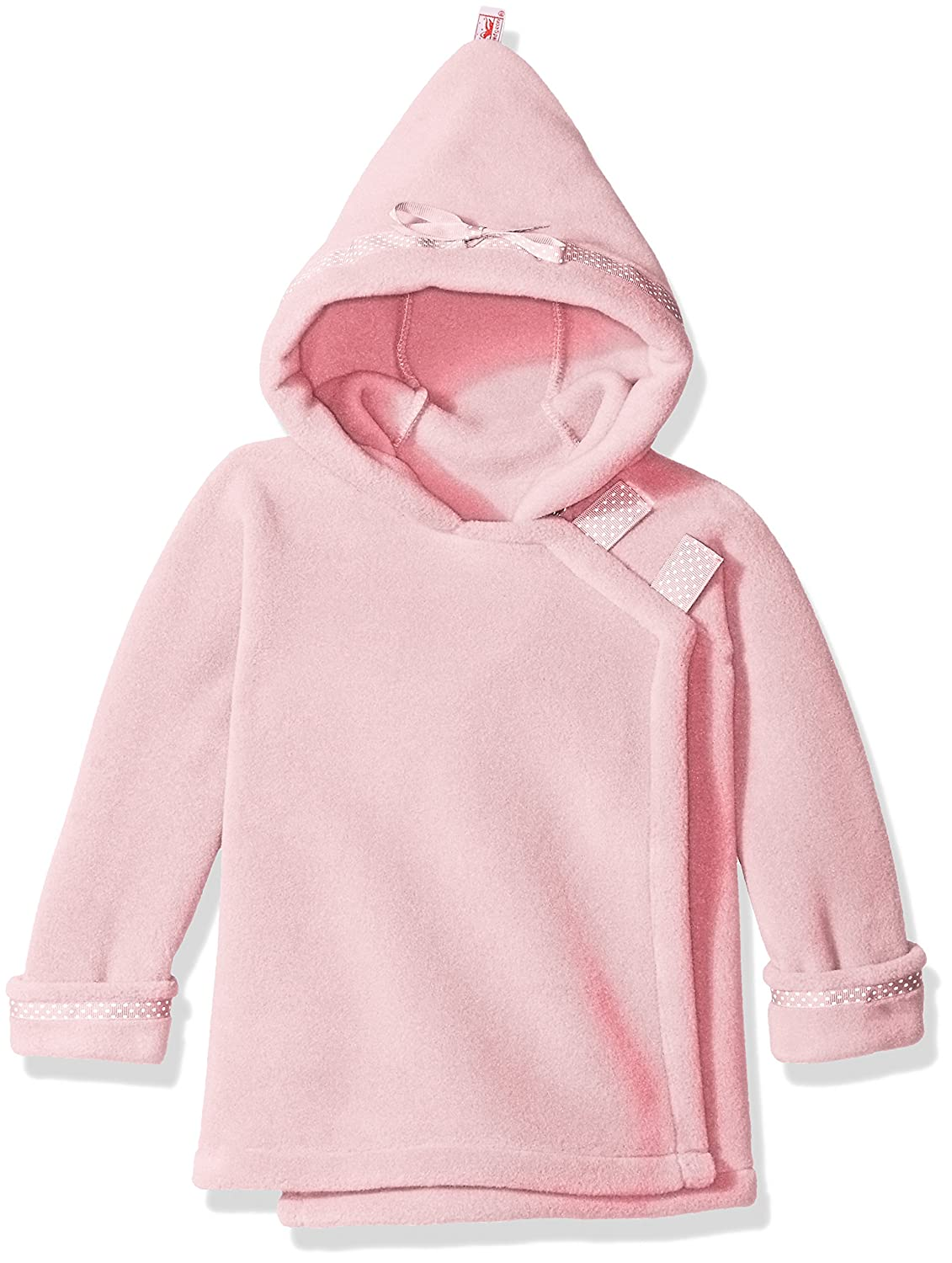 Widgeon Baby Little Kids Polartec Fleece Warmplus Hooded Wrap Jacket