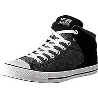 Converse Chuck Taylor All Star High Street Unisex Sneakers, Black/White/Black