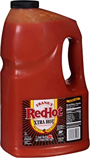 product image for Frank's RedHot Xtra Hot Cayenne Pepper Sauce, 1 gal