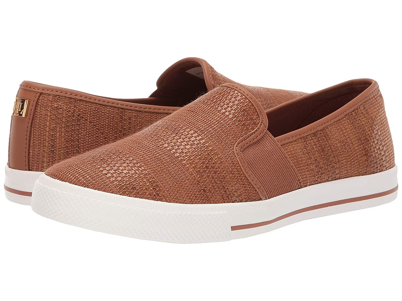 豪華 [LAUREN Ralph Sneaker Lauren(ローレンラルフローレン)] レディースウォーキングシューズカジュアルスニーカー靴 Jinny Sneaker B [並行輸入品] B07N8BTN6J B07N8BTN6J タン 23.0 cm B 23.0 cm B|タン, はぶらし専門店 ハイズ:12dd7386 --- a0267596.xsph.ru