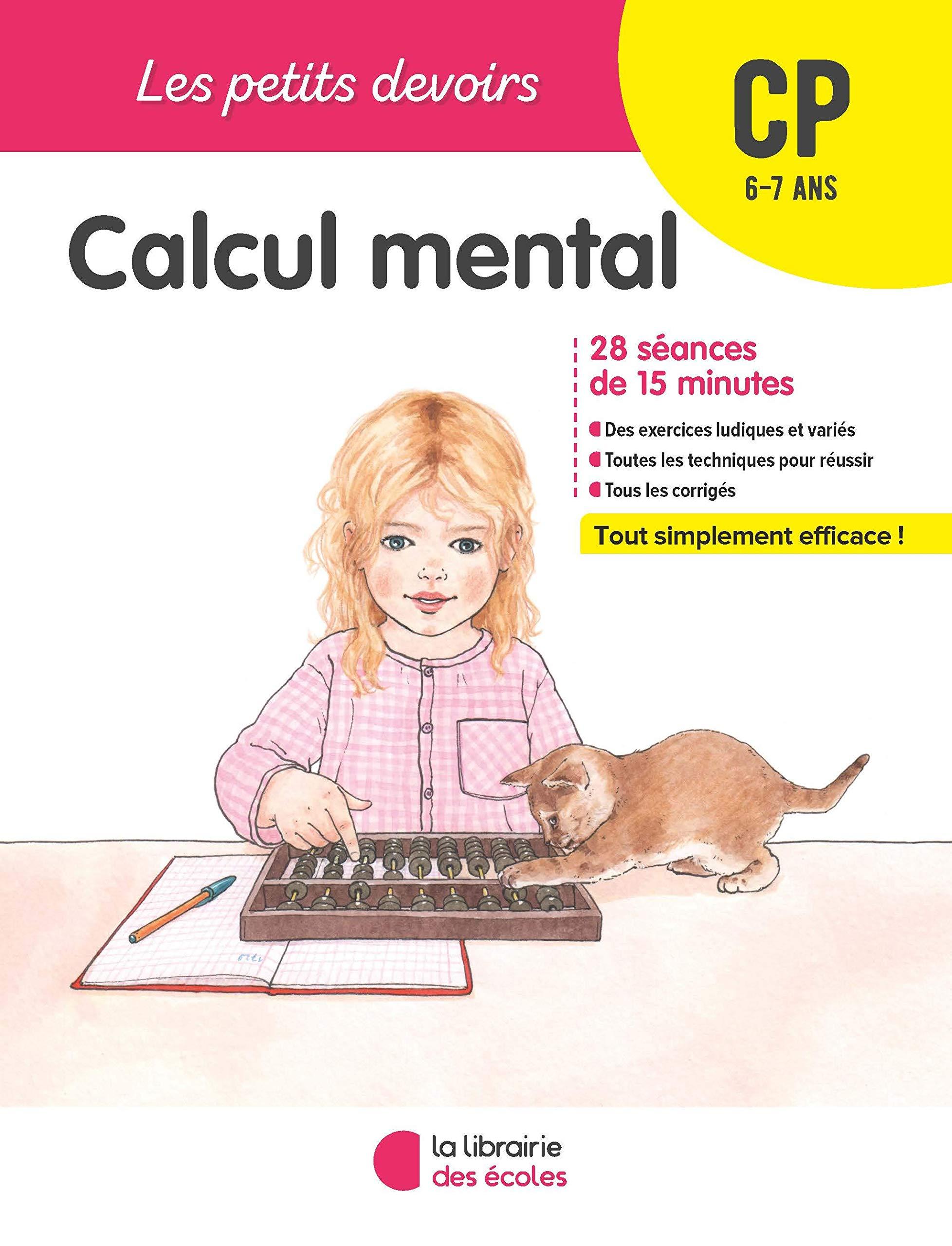 Les Petits Devoirs   Calcul mental CP Amazon.fr COLLECTIFS Livres