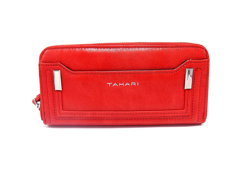 Tahari Women's Faux Leather...