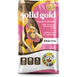 Solid Gold Dry Dog Food; Hund-N-Flocken with Real Lamb, Brown Rice & Barley