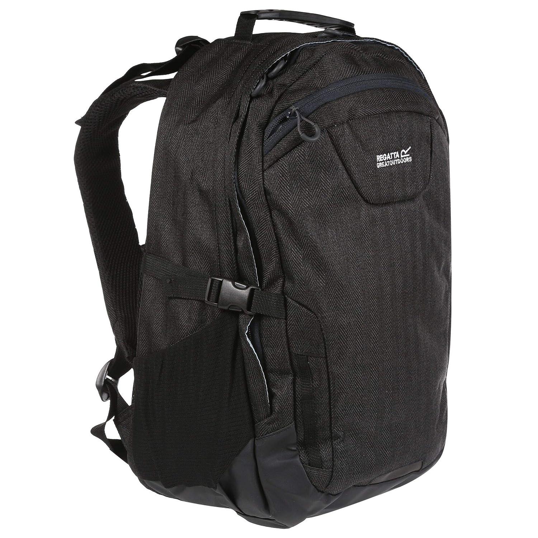 Regatta Cartar Hardwearing Padded Laptop Pocket Reflective Travel Backpack