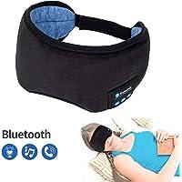 $25 Get Bluetooth Sleeping Eye Mask Wireless Headphone, Voerou Adjustable Music Sleep Eye Shades with…
