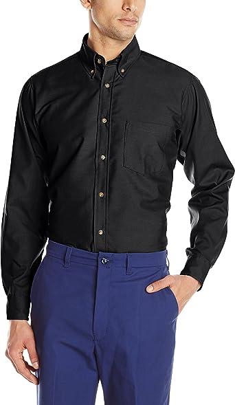 Red Kap Mens Poplin Dress Shirt