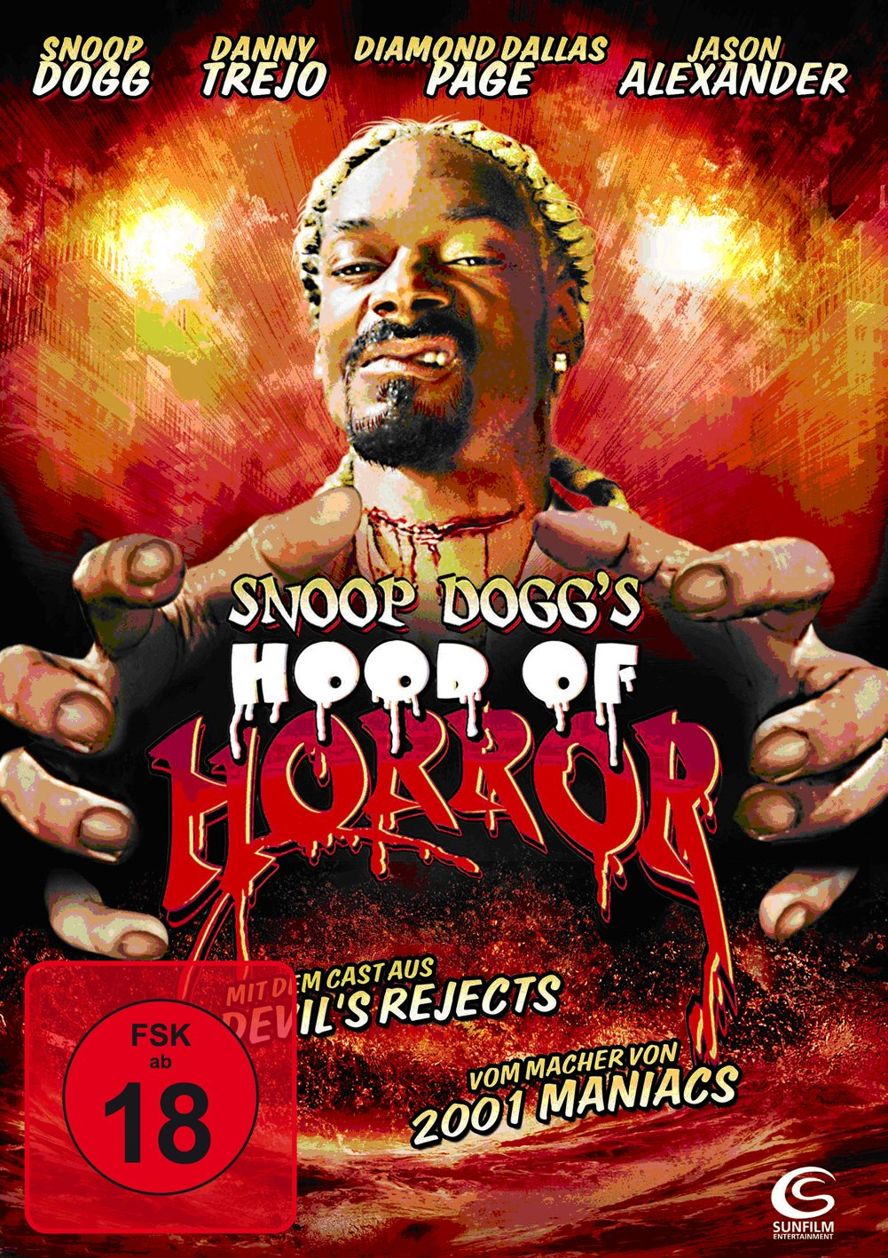 Snoop Dogg\'s Hood of Horror: Amazon.de: Snoop Dogg, Ernie Hudson ...