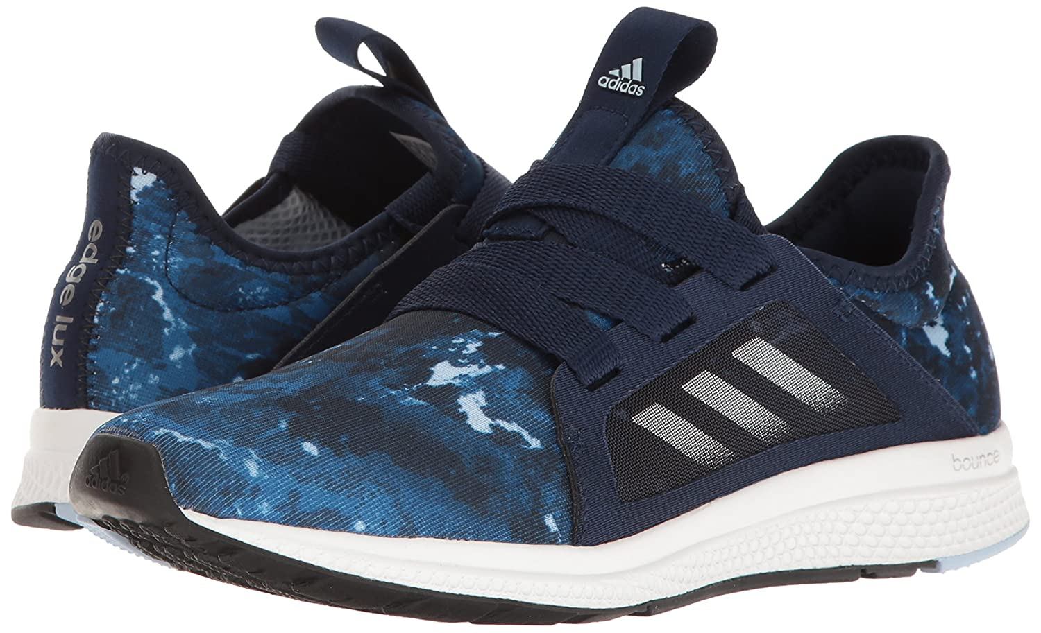 adidas Women's Edge Lux W Running Shoe B01H7WYJP0 6 Blue B(M) US|Collegiate Navy/Light Blue/Easy Blue 6 899973