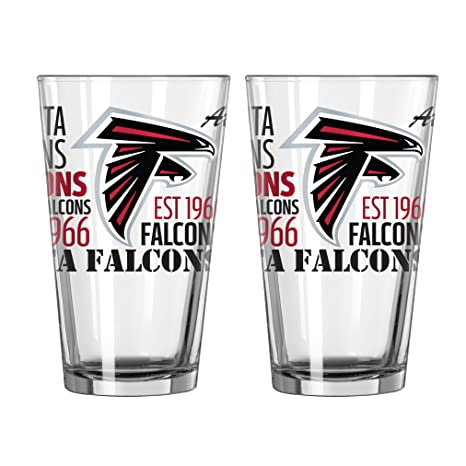 98ccbc50299 Amazon.com   NFL Atlanta Falcons Spirit Pint