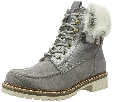 0b95e3477c5bff Tamaris Damen 26076 Combat Boots  Tamaris  Amazon.de  Schuhe ...