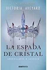 La espada de cristal: La Reina Roja 2 (Spanish Edition) Kindle Edition