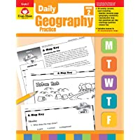 Daily Geography Practice: Grade 2