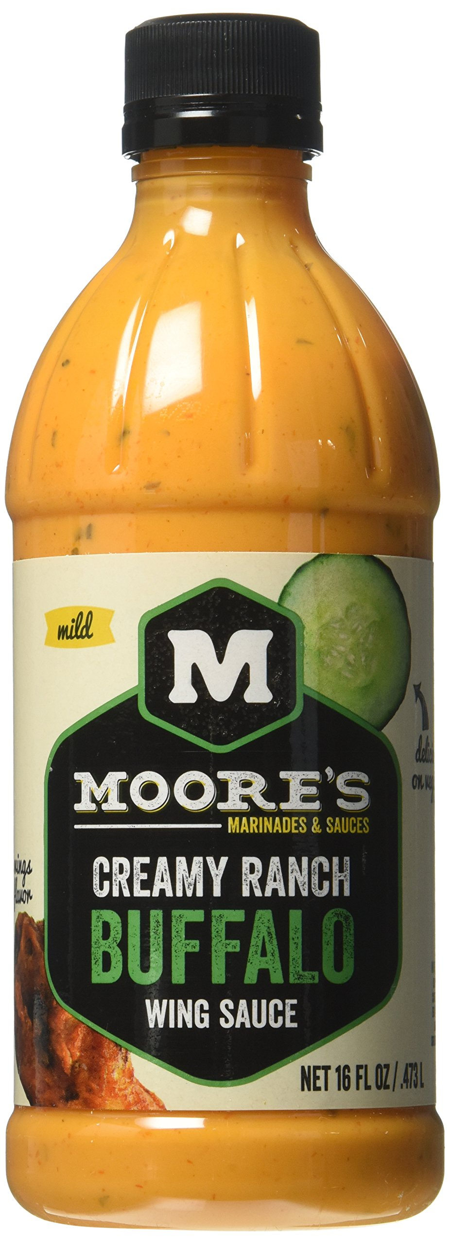 Moore Sauce Buffalo Wing Ranch