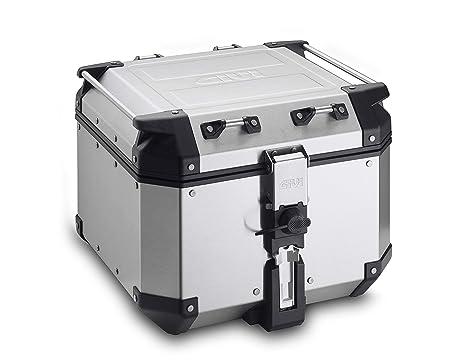 Amazon.com: GIVI OBK42A Outback Monokey Top Case - Caja de ...