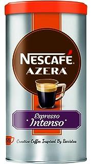 NESCAFÉ Café Azera Espresso Intenso Soluble | Lata de aluminio