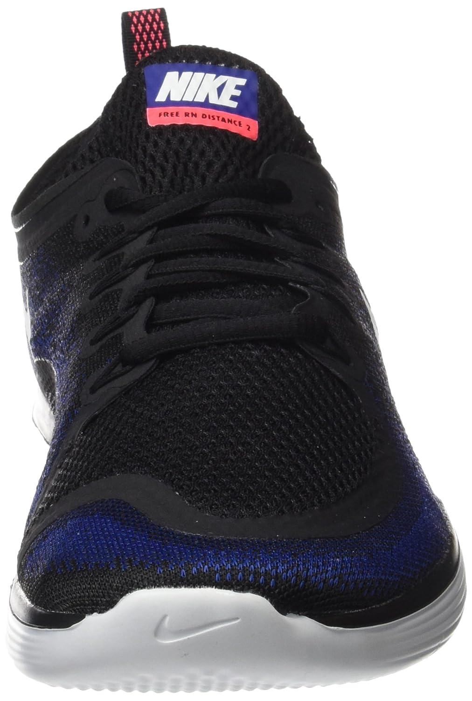 sports shoes 75ae3 bb114 Nike Free RN Distance 2, Zapatillas de Running para Hombre  Amazon.es   Zapatos y complementos