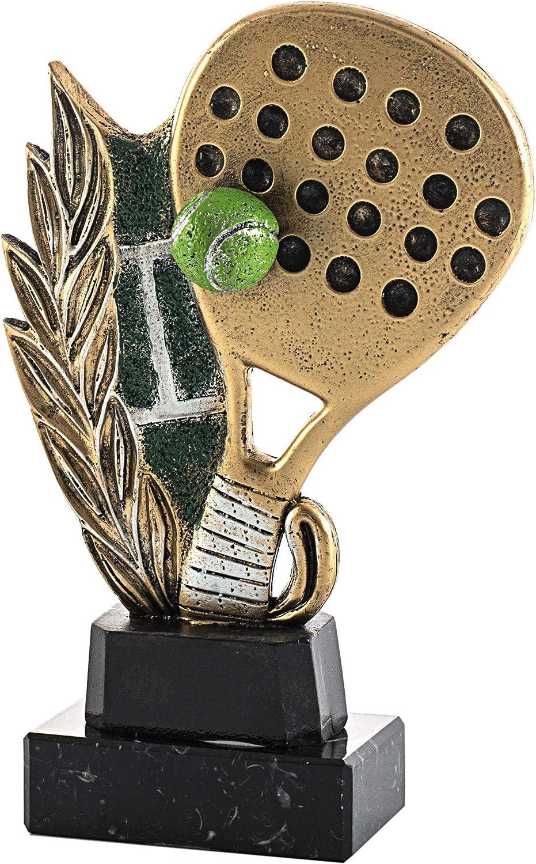 Art-Trophies AT44842 Trofeo Serie Deportes, Adultos Unisex, 23 cm ...