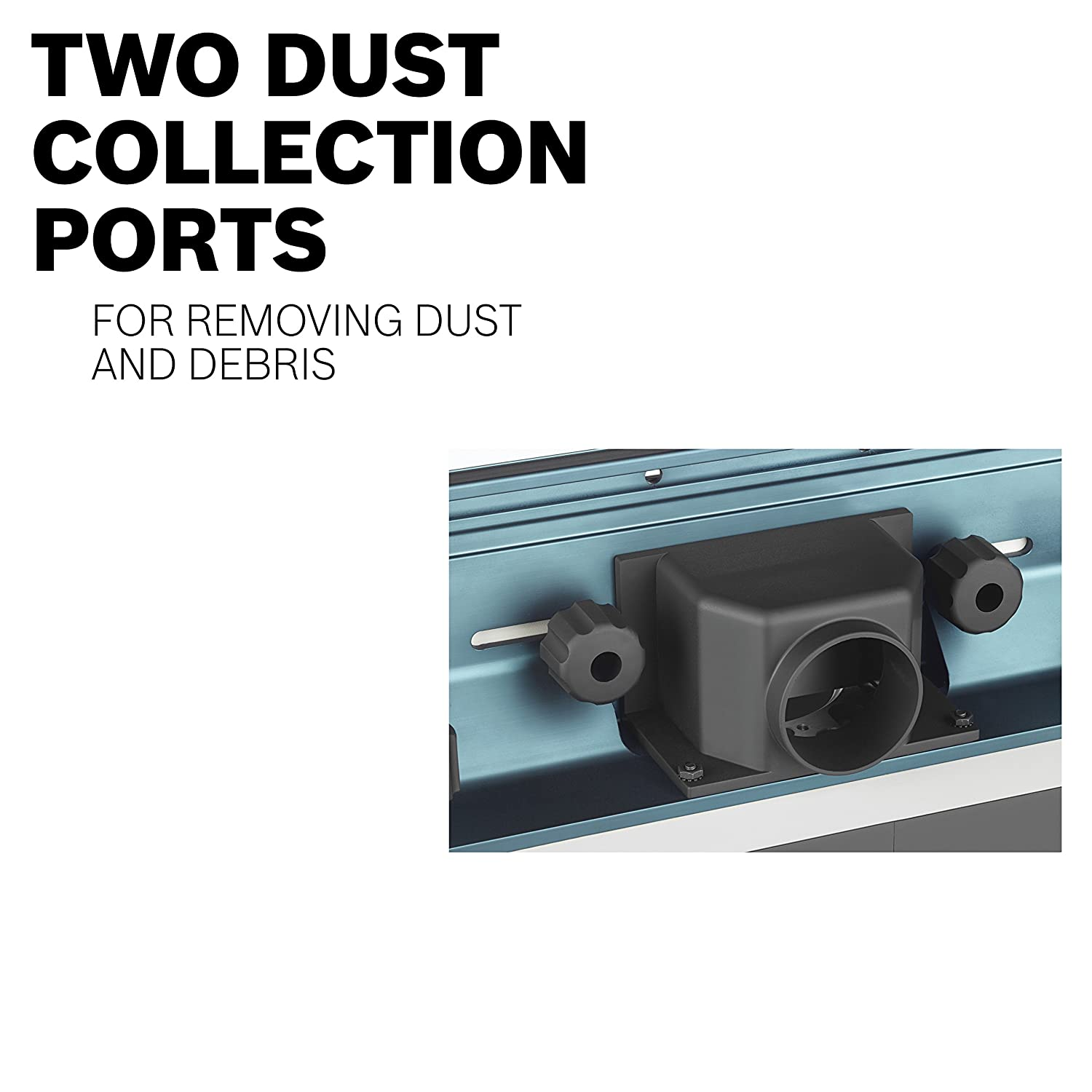 Dust Collection Port