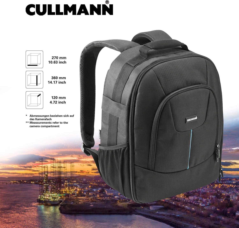 Cullmann 93784 - Mochilla para cámara Reflex (Resistente al Agua ...