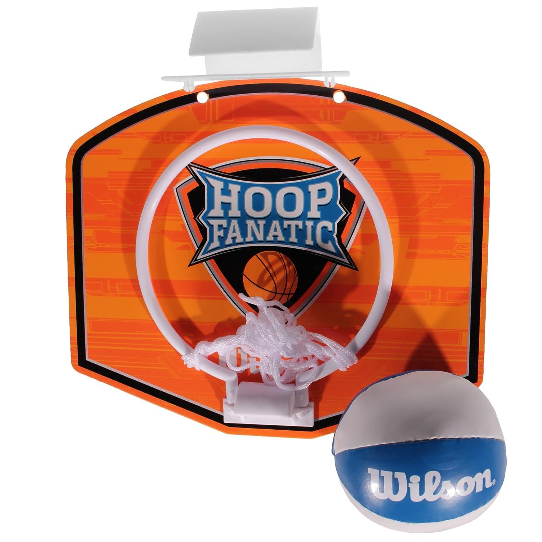 Wilson Mini Hoop Fanatic Basketball Kit