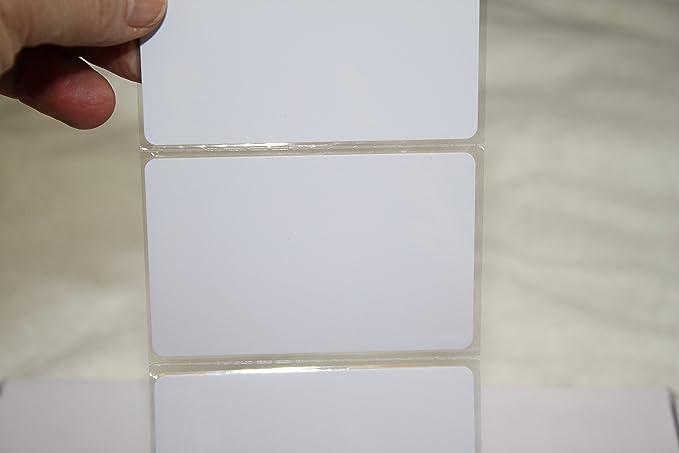 10 ZipNFC Etiqueta NFC Tarjeta de PVC (tamaño de Tarjeta de Crédito): NXP ntag215 tagmo Amiibo