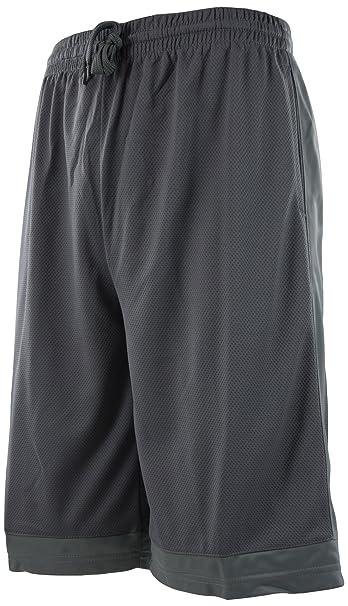 64ac8027424a1 The JDP Co. Men's Athletic Gym Training Basketball Shorts