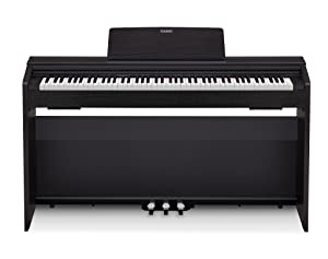 Casio PX-870 BK Privia Digital Home Piano, Black