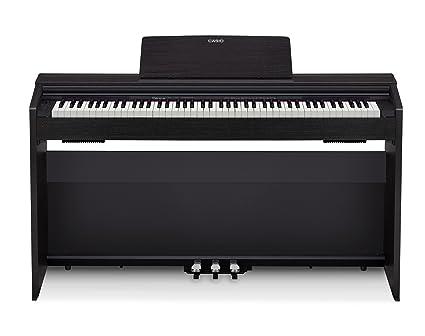 04a303256bf Amazon.com  Casio PX-870 BK Privia Digital Home Piano