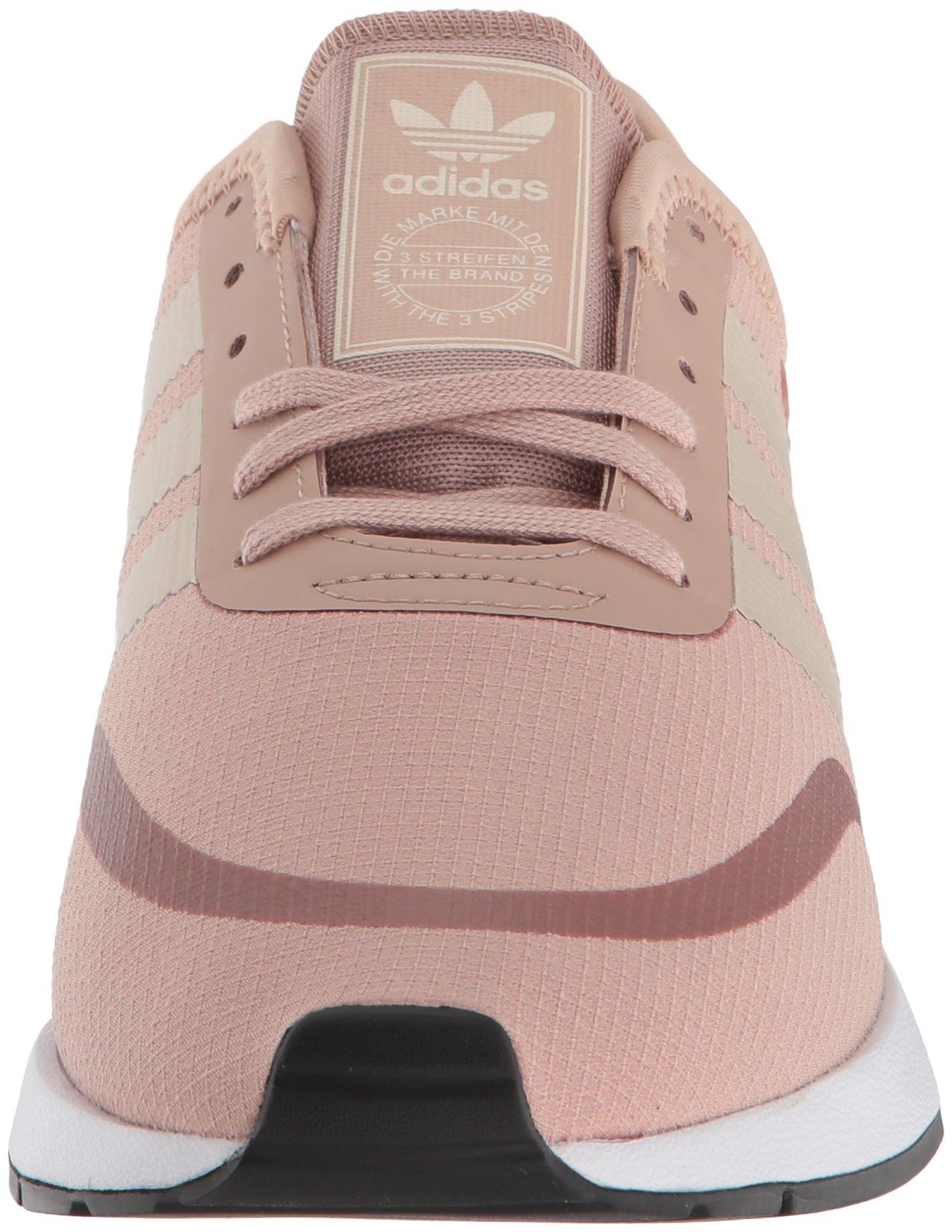 adidas Originals Women's Iniki Runner CLS W, Ash Pearl/Linen/White, 5 M US by adidas Originals (Image #4)